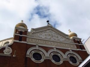 Gorgeous facade, Belfast