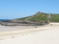 beach at St Ives, England