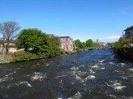 Corrib River, Galway, Ireland