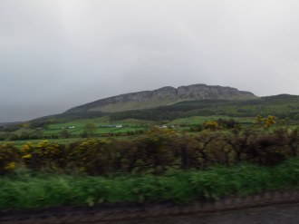 More brooding Irish countryside