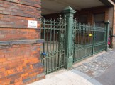 3000 men a day came through these gates when the Titanic was being built