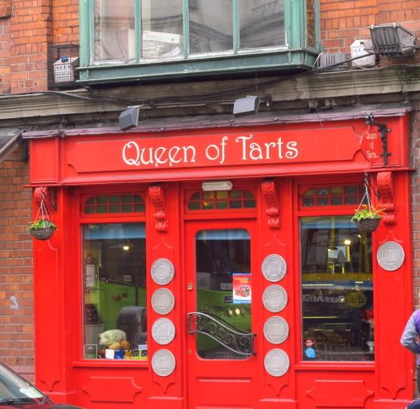 Queen of Tarts, Dublin
