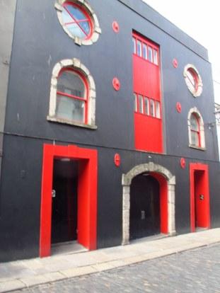 in Temple Bar, Dublin