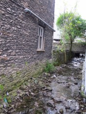 Little stream in my hood, Kendal, UK