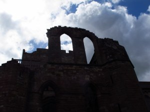 Ruins at Lanercost Priory