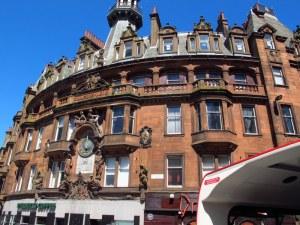 Glasgow building