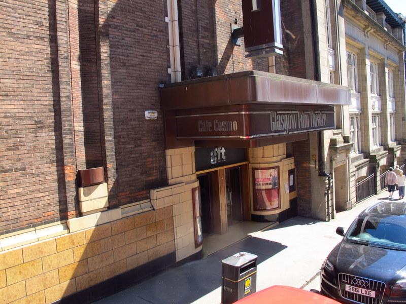 Art Deco style, Glasgow