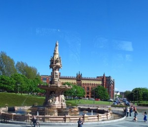 Doulton Fountain, Glasgow