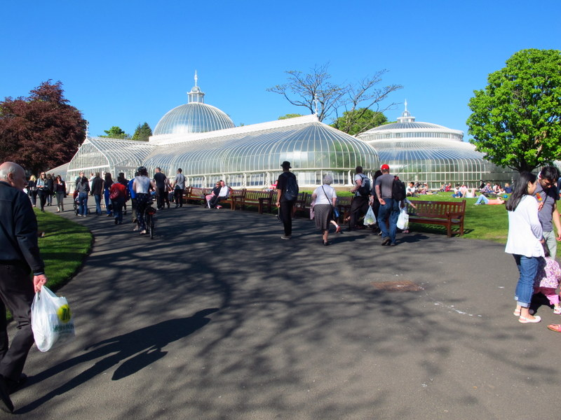 Kibble Palace, Glasgow Botanic Gardens