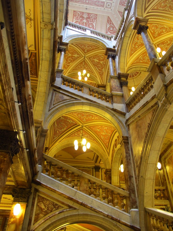 Glasgow City Chambers building
