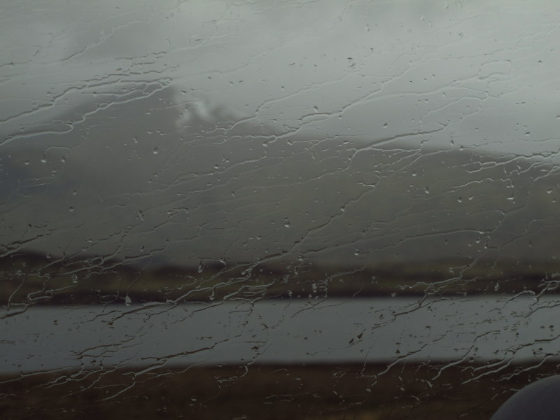 Misty Scotland