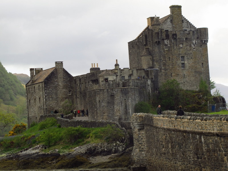 Eilen Donan castle, Scotland
