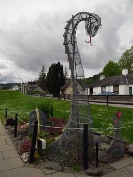 Nessie, Fort Augustus, Scotland