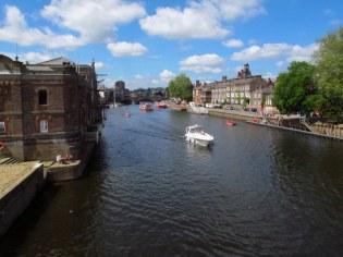 Ouse River, York