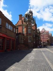 Cool buildings in York