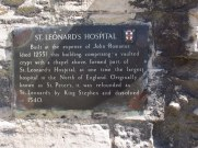 St Leonards Hospital, York