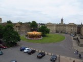 Carousel from Clifford's Tower, York
