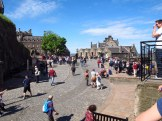 At Edinburgh Castle