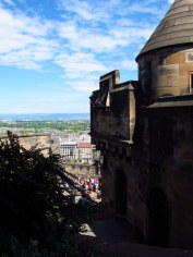 From Edinburgh Castle