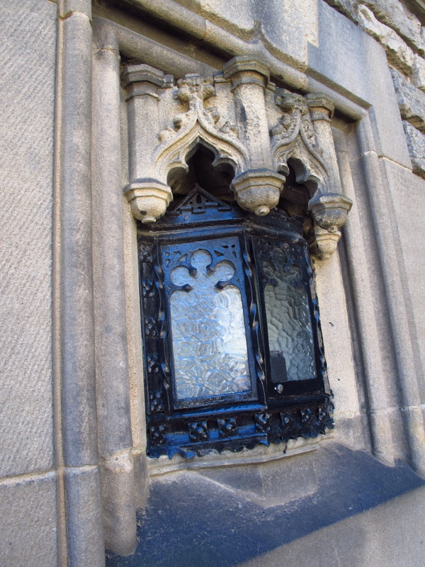 Cute window detail, Edinburgh Castle