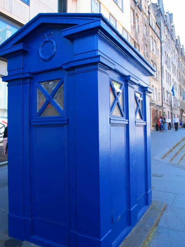 Sights of Edinburgh