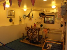 Wheelhouse Britannia