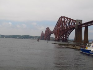 Forth of Fife rail bridge, Scotland