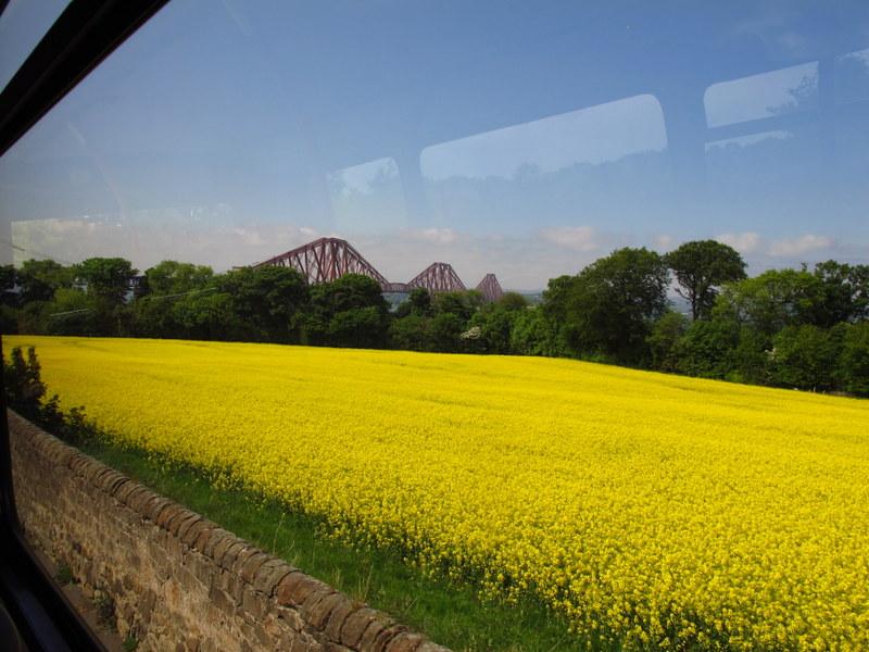On the way to Fife, Scotland
