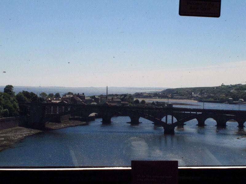 Somewhere between Edinburgh and York