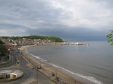 View from the Spa Complex, Scarborough, England