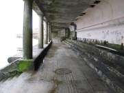 Bit creepy, near the Spa Complex, Scarborough