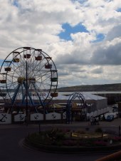 Scarborough ferris wheel