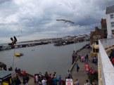 Bridlington Harbour, England