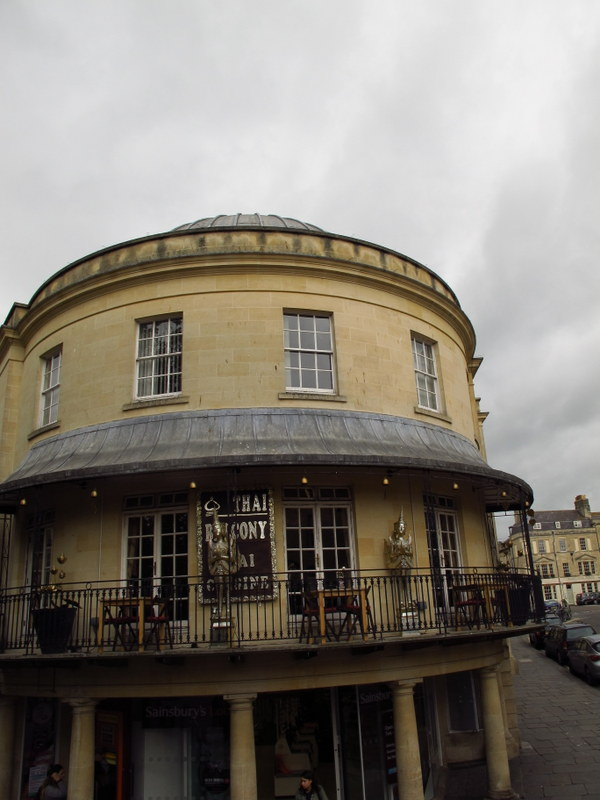Another interesting one in Bath