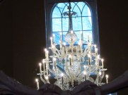 Chandelier in Bath