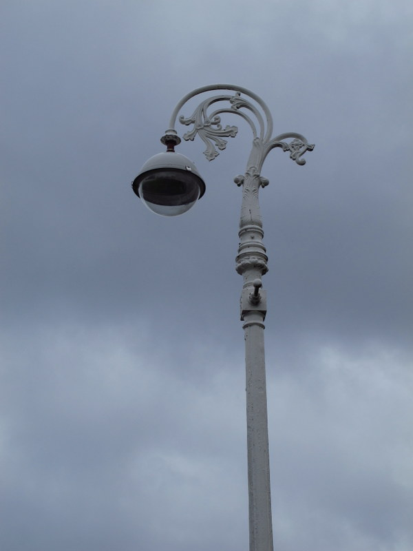 Another street light to add to the collection