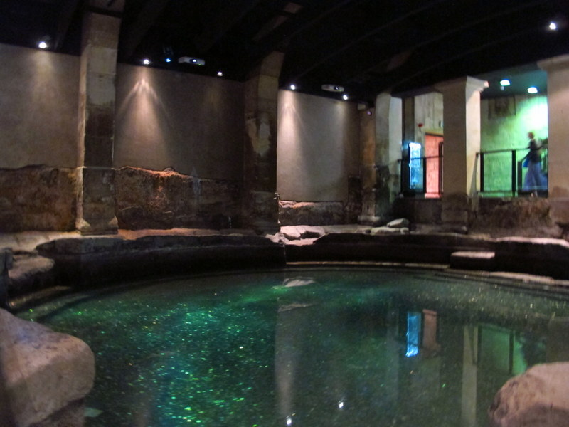 Roman Baths, Bath