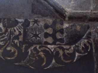 loor decor, Bath Abbey