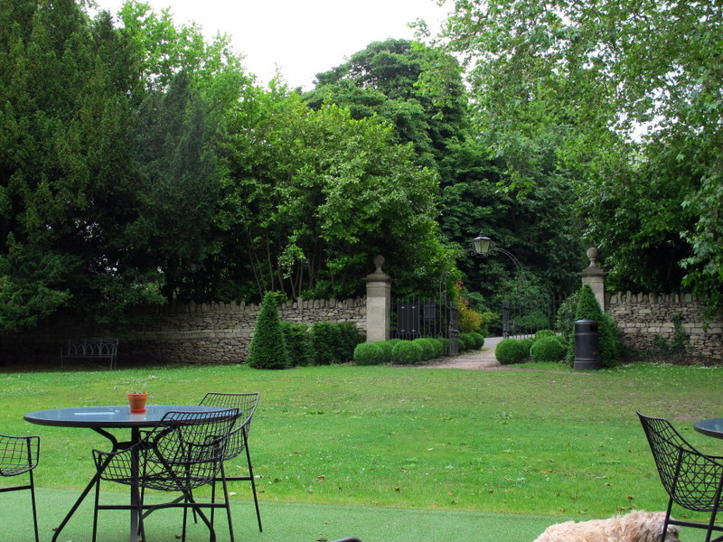 Holburne Museum, cafe and garden