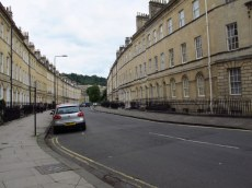 Stunning street planning