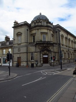 Victoria Art Gallery building, Bath