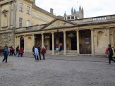 Roman Baths exterior
