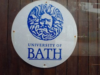 Cool logo for the University of Bath