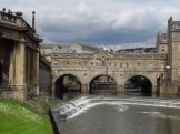 Pultney Bridge and Crescent Weir