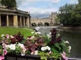 From Parade Gardens, Bath