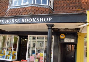 White Horse Bookshop - once Chandlers Saddlery