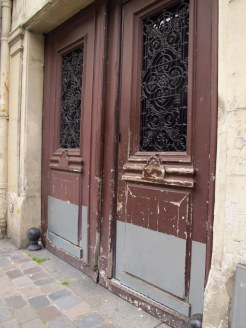 Beautiful wrought iron work