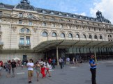 Former railway station - Musee d'Orsay, Paris