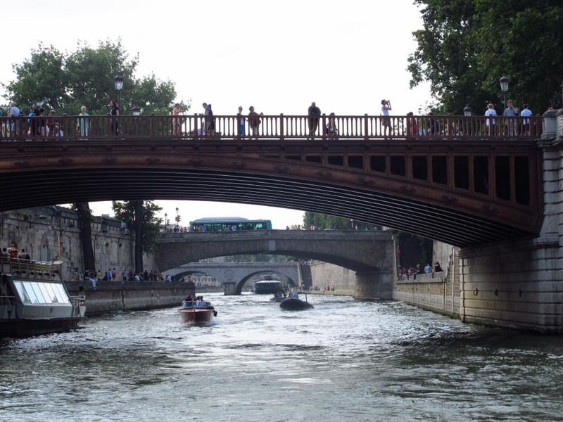 Bridges of the Seine, Paris