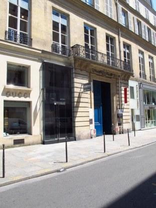 One of LSI Paris's illustrious neighbours